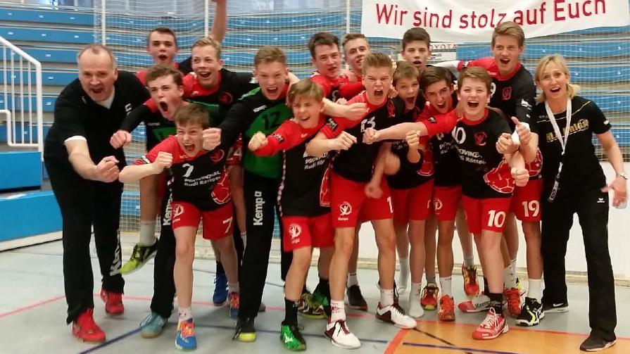 Handball west